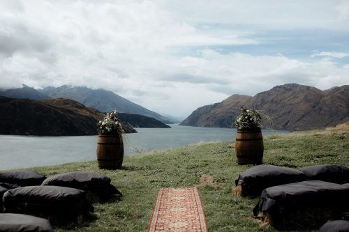 Wedding event hire in Wanaka and Queenstown