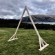 Tipi Arch for hire