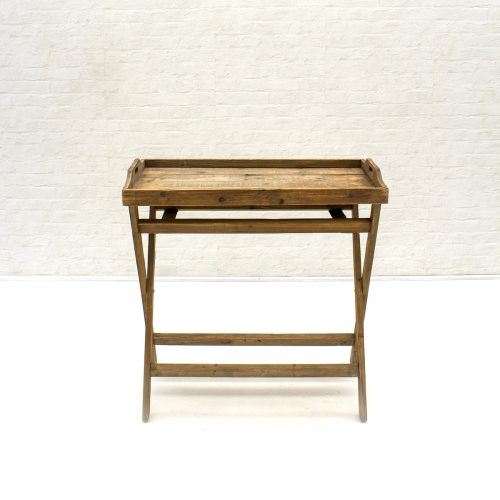 side table and furniture for hire